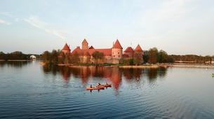 Kayaking-Trakai-Canoe Tour of Trakai Historical National Park-1