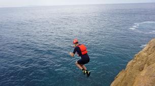 Coasteering-Sounion-Coasteering in Sounion National Park-2