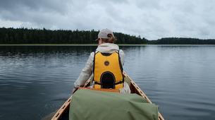Kayaking-Klaipėda-Canoe Tour of Zemaitija National Park-1