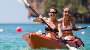 Kayak de mer-Taormine-Sea Kayaking Tour of Isola Bella in Taormina-1