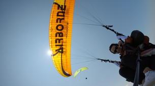 Paragliding-Ölüdeniz-Tandem Paragliding Flight over the Blue Lagoon in Oludeniz-5