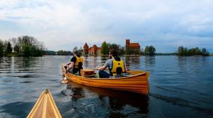 Kayaking-Trakai-Canoe Tour of Trakai Historical National Park-6