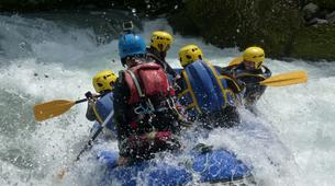 Rafting-Thonon-les-Bains-Rafting descent on the Dranse in Thonon-les-Bains-1