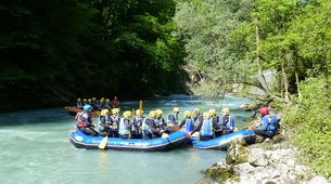 Rafting-Thonon-les-Bains-Rafting descent on the Dranse in Thonon-les-Bains-2