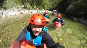 Canyoning-Konjic-Canyoning at the Rakitnica Canyon, Bosnia and Herzegovina-6