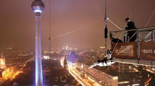 Bungee Jumping-Berlin-Sky Jump at the Alexanderplatz, Berlin center-6