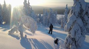 Snowshoeing-Pyha-Snowshoeing in Pyhä-Luosto National Park-2
