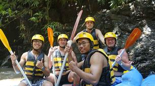 Rafting-Ubud-Ayung River Rafting and Quad Bike Excursion in Bali, Indonesia-4