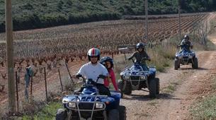 Quad-Pyrénées Orientales-Randonnée accompagnée en Quad dans l'Aude, Pyrénées Orientales-4