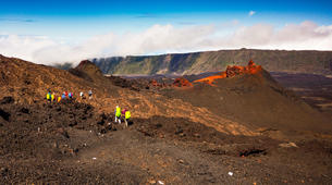 Hiking / Trekking-Piton de la Fournaise-Hiking adventure to Piton de la Fournaise, Reunion island-1