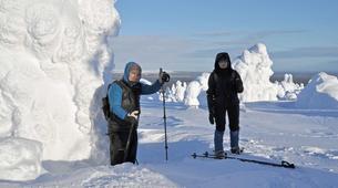 Snowshoeing-Pyha-Snowshoeing in Pyhä-Luosto National Park-3