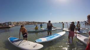 Stand up Paddle-Malta-SUP beginner lessons in Malta-3