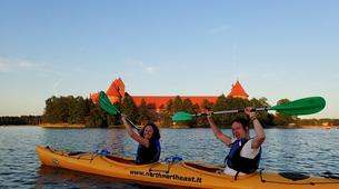 Kayaking-Trakai-Kayak & Castle Tour of Trakai National Park-1
