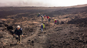 Hiking / Trekking-Piton de la Fournaise-Hiking adventure to Piton de la Fournaise, Reunion island-3
