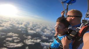 Skydiving-Zagreb-Tandem skydiving in Zagreb, Croatia-2