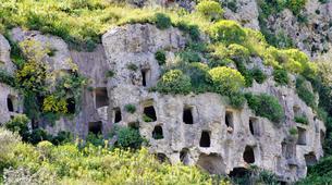 Hiking / Trekking-Syracuse-Trek to the Necropolis of Pantalica-5