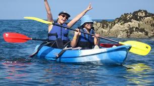 Kayak de mer-Taormine-Sea Kayaking Tour of Isola Bella in Taormina-6