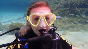 Scuba Diving-Palma, Mallorca-Scuba Diving in a marine reserve near Palma, Mallorca-6