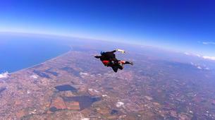 Skydiving-Rome-Tandem Skydive from 4000m in Nettuno, Rome-1