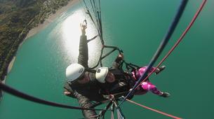 Paragliding-Lake Serre Ponçon-Introduction to paragliding at Lac de Serre-Ponçon, France-5