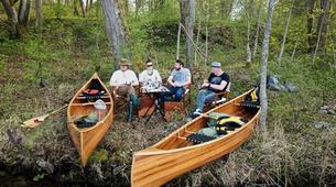 Kayaking-Trakai-Canoe Tour of Trakai Historical National Park-4