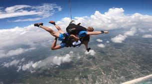 Fallschirmspringen-Maribor-Tandem skydiving in Maribor, Slovenia-1