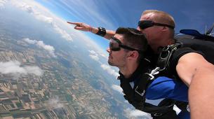 Skydiving-Cakovec-Tandem skydiving in Čakovec, Croatia-3