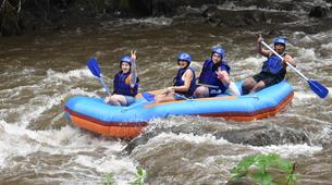 Rafting-Ubud-Ayung River Rafting and Quad Bike Excursion in Bali, Indonesia-3