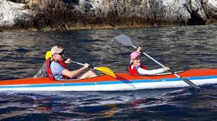 Kayak de mer-Taormine-Sea Kayaking Tour of Isola Bella in Taormina-3