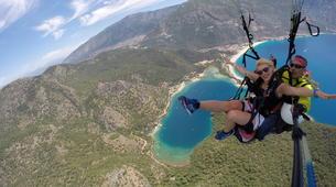 Paragliding-Ölüdeniz-Tandem Paragliding Flight over the Blue Lagoon in Oludeniz-3
