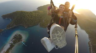 Paragliding-Ölüdeniz-Tandem Paragliding Flight over the Blue Lagoon in Oludeniz-4