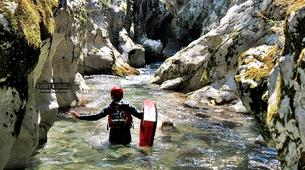 Canyoning-Konjic-Canyoning at the Rakitnica Canyon, Bosnia and Herzegovina-2