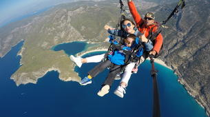 Paragliding-Ölüdeniz-Tandem Paragliding Flight over the Blue Lagoon in Oludeniz-6
