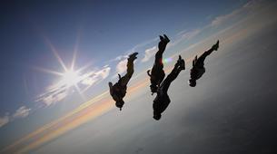 Skydiving-Lucerne-Tandem skydive over Lucerne, central Switzerland-6