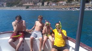 Snorkeling-Taormina-Snorkelling Excursion in Isola Bella Marine Park-2