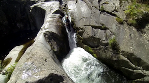 Canyoning-Pyrénées Orientales-Canyon découverte de Molitg, Pyrénées Orientales-1
