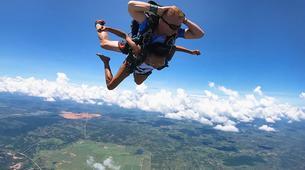Skydiving-Zagreb-Tandem skydiving in Zagreb, Croatia-4