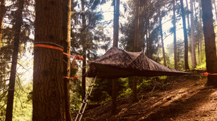 Canyoning-Black Forest-Canyoning tour with tree tent Overnight in the Black Forest-3