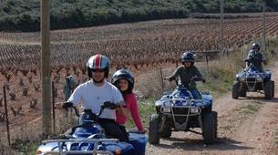 Quad-Pyrénées Orientales-Randonnée accompagnée en Quad dans l'Aude, Pyrénées Orientales-2