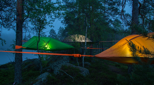 Canyoning-Black Forest-Canyoning tour with tree tent Overnight in the Black Forest-4