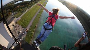 Bungee Jumping-Duisburg-Bungee jump in Duisburg-1