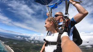 Skydiving-Cakovec-Tandem skydiving in Čakovec, Croatia-5