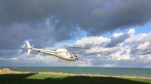 Helicoptère-Biarritz-Baptême de l'air en hélicoptère à Biarritz, Pays Basque-4