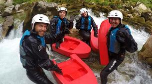 Canyoning-Konjic-Canyoning at the Rakitnica Canyon, Bosnia and Herzegovina-5