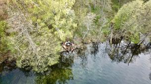 Kayaking-Trakai-Canoe Tour of Trakai Historical National Park-2