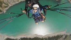 Paragliding-Lake Serre Ponçon-Introduction to paragliding at Lac de Serre-Ponçon, France-4