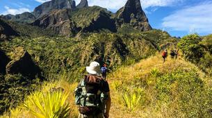 Randonnée / Trekking-Maïdo, Saint-Paul-Randonnée dans le cirque de Mafate à la Réunion-1