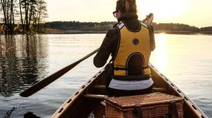 Kayaking-Trakai-Canoe Tour of Trakai Historical National Park-5