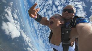 Skydiving-Zagreb-Tandem skydiving in Zagreb, Croatia-3