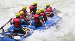 Rafting-Livingstone-White Water Rafting on the Zambezi River with locals-6